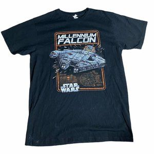 Star Wars Millennium Falcon Vintage Shirt